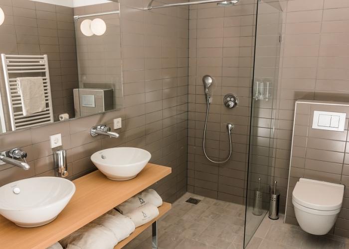 Badkamer faciliteiten