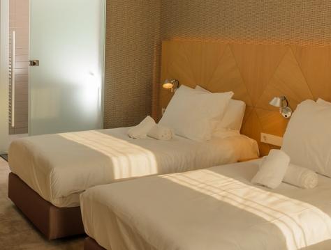 Habitación Superior Twin (dos camas separadas)