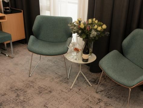 Junior suite (accesible para sillas de ruedas)