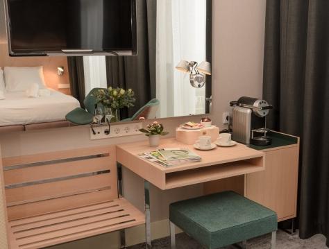 Junior suite (accessibile con sedia a rotelle)