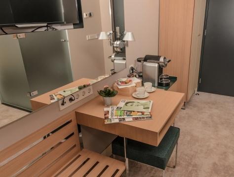 Chambre Deluxe Double (accessible aux fauteuils roulants)